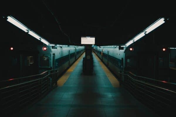 Grand Central during Coronavirus Pandemic.