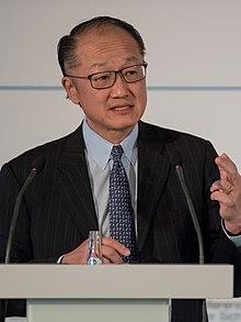 Jim Yong Kim (wikipedia)