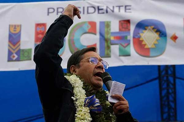 | The victory in first round of the Movement towards Socialism MAS party in Bolivia | MR Online