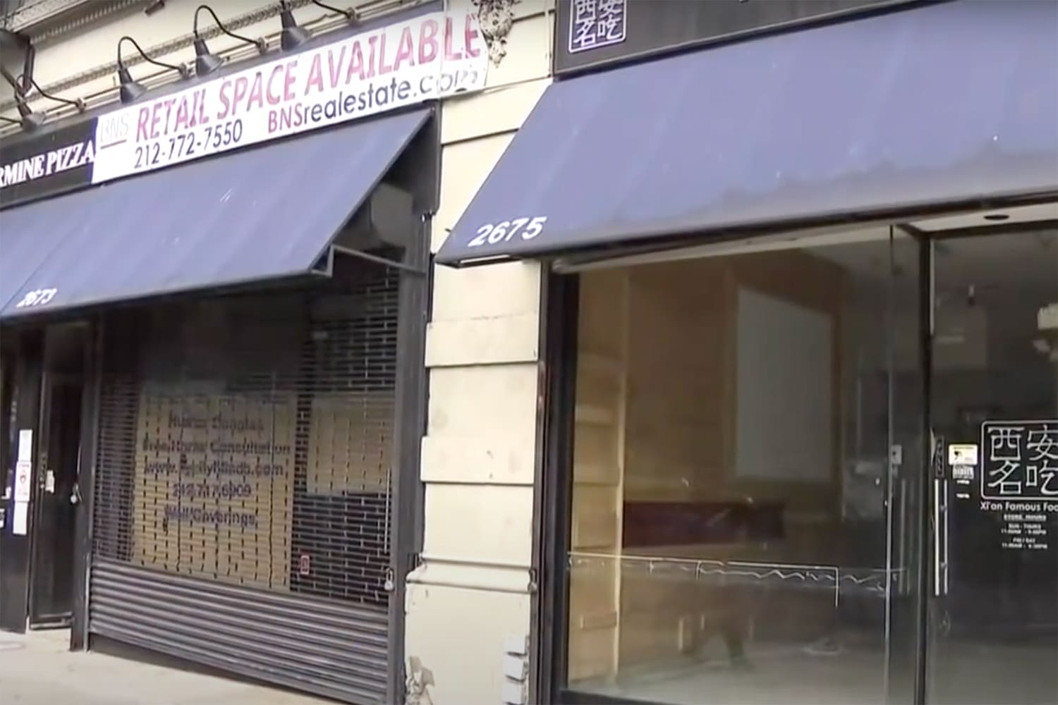  Closed businesses on Broadway NYC   MR Online