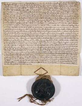 The Forest Charter of 1217 obliged the English king to give back the use of the forest to the people