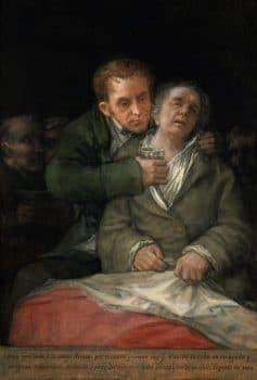 Francisco Goya's (1746–1828)