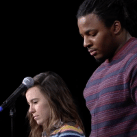 "Darius Simpson & Scout Bostley - ""Lost Voices"""