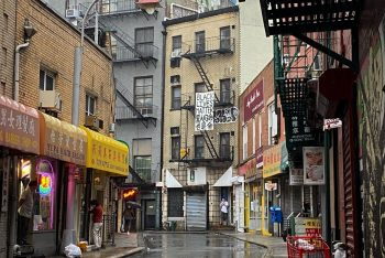 Chinatown, NYC, July 10, 2020