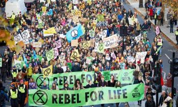 Extinction Rebellion: For Real 'System Change'?
