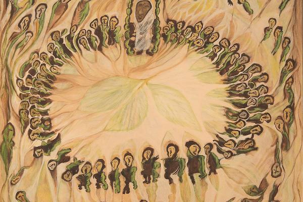   Kamala Ibrahim Ishaq Sudan Procession the Zār 2015   MR Online