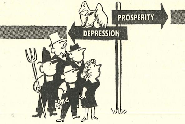 Mainstream economics today: Keynesian