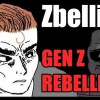 Zbellion: the 1% fear the writing is on the wall!