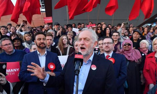 Jeremy Corbyn is the victim of a monstrous campaign of slander
