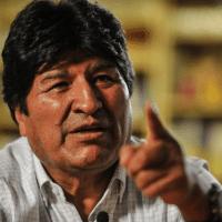 Evo Morales (Pagina|12)