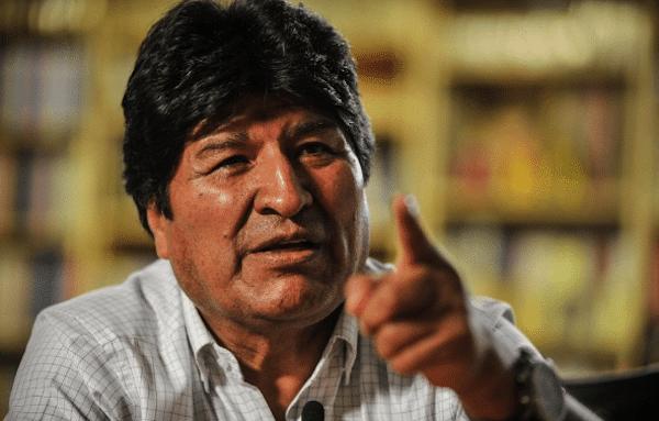 | Evo Morales Pagina|12 | MR Online