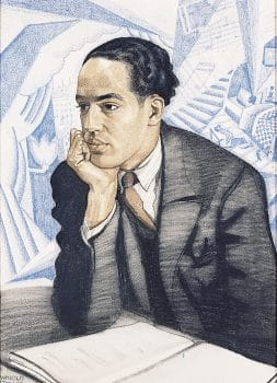   Hughes later maintained a residence in Harlem but wandered the world as a young writer   MR Online