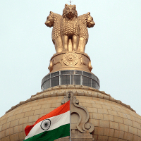 India flag emblem (Photo: Wikimedia Commons)
