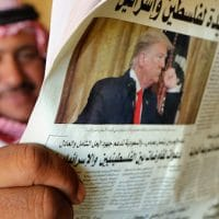 Trump is Showering Saudi Arabia with Last-Minute Gifts