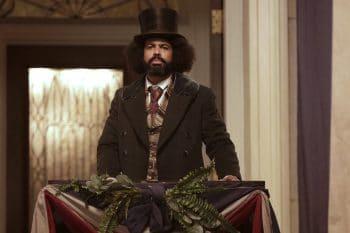 | David Deegs as the windbag Frederick Douglass | MR Online