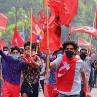 Communist-led coalition sweeps local body elections in the southern Indian State of Kerala