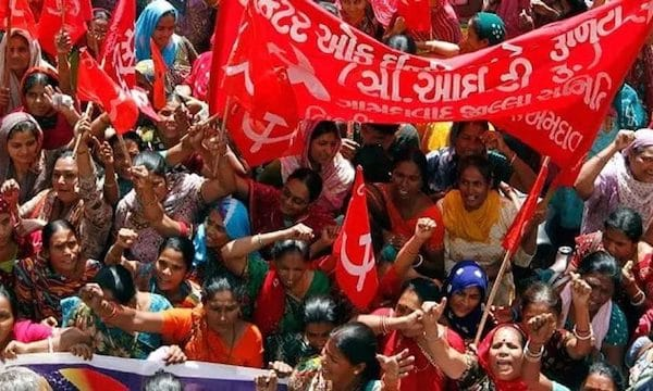 Largest Strike in World History : Over 200 Million Workers and Farmers Protest against Poverty and Unemployment Triggered by Covid Lockdown