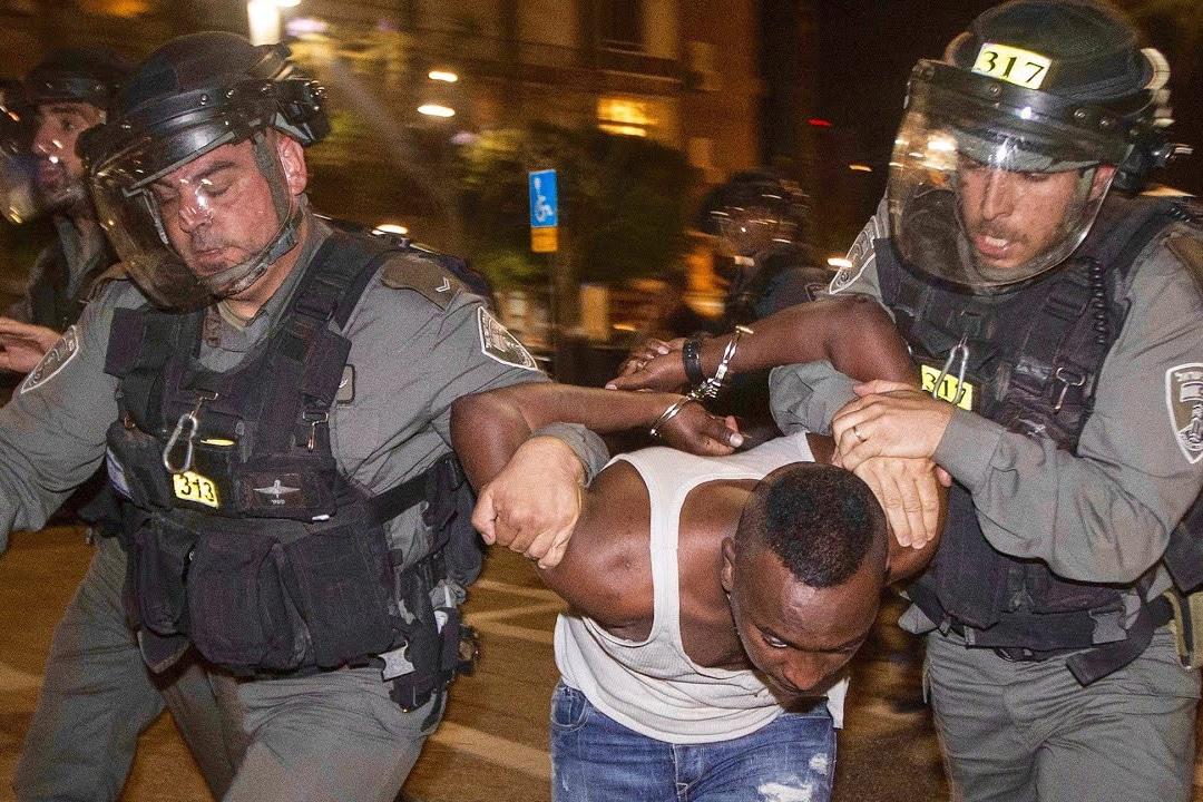 | Israel Police Brutality Protest Turns Violent Against Ethiopians 542015 TheLipTV | MR Online