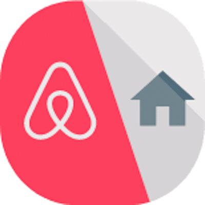 | airbnb app logo | MR Online