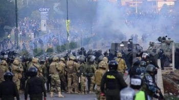 | Security forces fired live bullets at protesters in Sacaba Cochabamba on November 15 2019 | MR Online