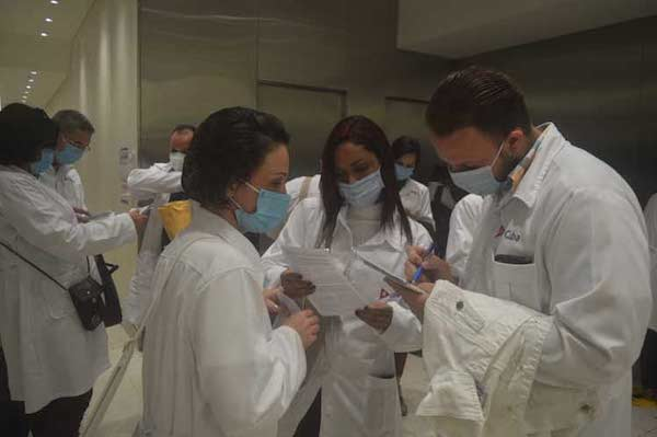 | Cuban doctors will begin treating Covid19 patients in Panama | MR Online