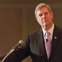 Tom Vilsack in 2012. U.S. Department of Agriculture