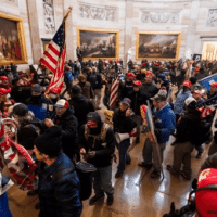 President Donald Trump's supporters stormed the Capitol building, Washington DC, U.S., Dec. 6, 2021. | Photo: EFE