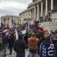 DC Capitol Storming (Photo: Wikimedia Commons)