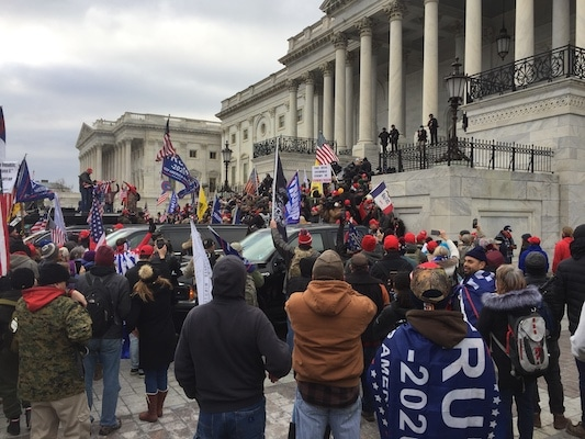 | DC Capitol Storming Photo Wikimedia Commons | MR Online