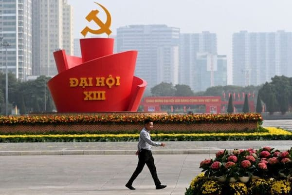The 13th National Congress of the ruling Communist Party of Vietnam got under way in Hanoi on January 25, 2021