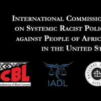 International Commission of Inquiry to Open Hearings on Racist Police Violence in the US on MLK Day