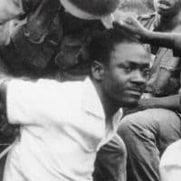 In memory of Patrice Lumumba, assassinated on 17 January 1961