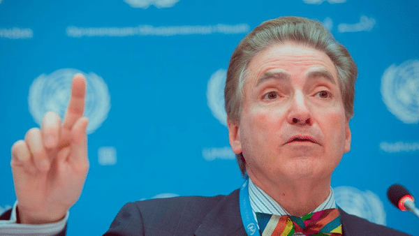 Alfred de Zayas is a UN independent expert and former rapporteur for human rights. (Archives)