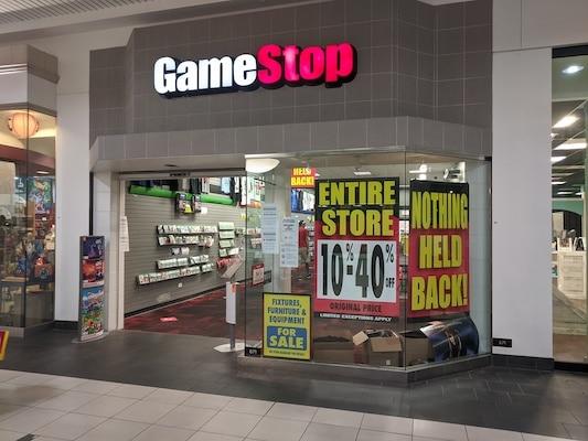 GameStop Liquidation (Wikimedia Commons)