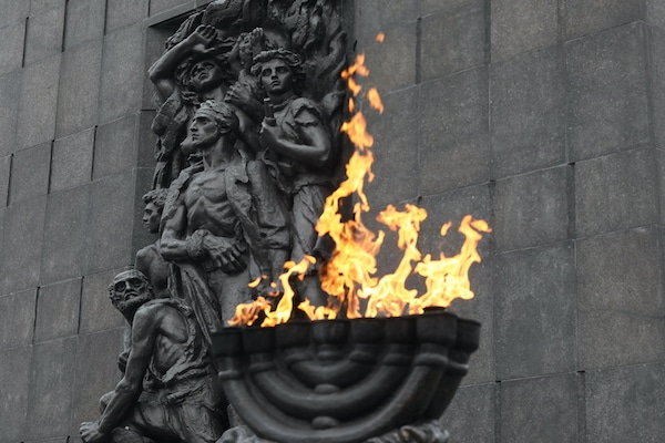 International Holocaust Remembrance Day, Poland 2020