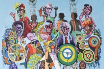Monsengo Shula (Democratic Republic of the Congo), La révolution numérique ('Digital Revolution'), 2016.