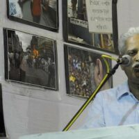A file photo of activist Varavara Rao. | IANS