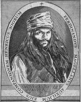 Portrait of the slave circumnavigator