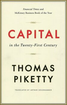 Capital in the Twenty-First Century, [1] Thomas Piketty