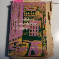 Henri Lefebvre, Urban Revolution (1970 edition)