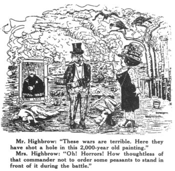 Joe Hill, One Big Union Monthly (November 1919)