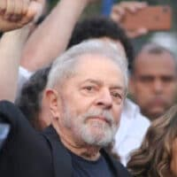 "Former President Luis Inacio ""Lula"" da Silva."
