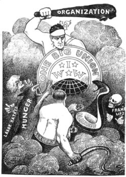 Ralph Chaplin, Solidarity, June 2, 1917