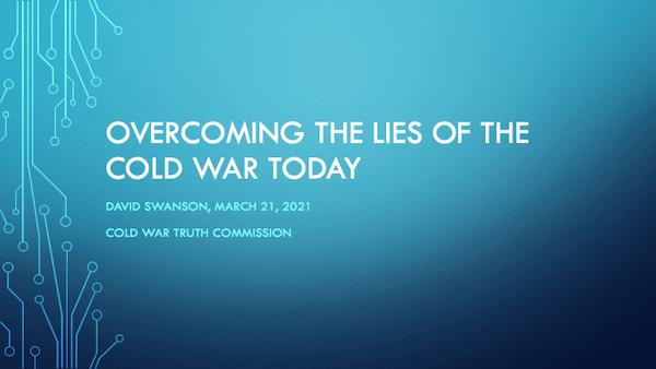 | The Cold War | MR Online
