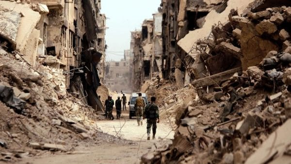 | Syria in ruins after ten years of conflict File photo | MR Online