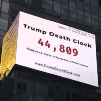 Trump Death Clock by Director Eugene Jarecki
