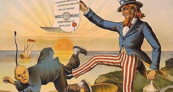 | AntiAsian Racism Never Stopped Being an Outgrowth of US Imperialism | MR Online