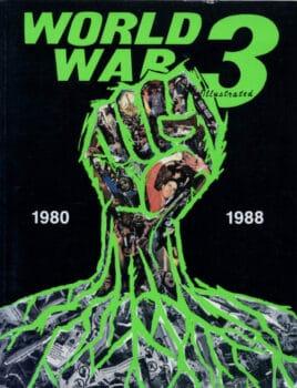 World War 3 Illustrated 1980-1988, Cover by Aki Fujiyoshi