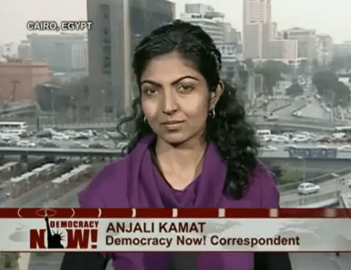   Anjali Kamat Source democracynoworg   MR Online