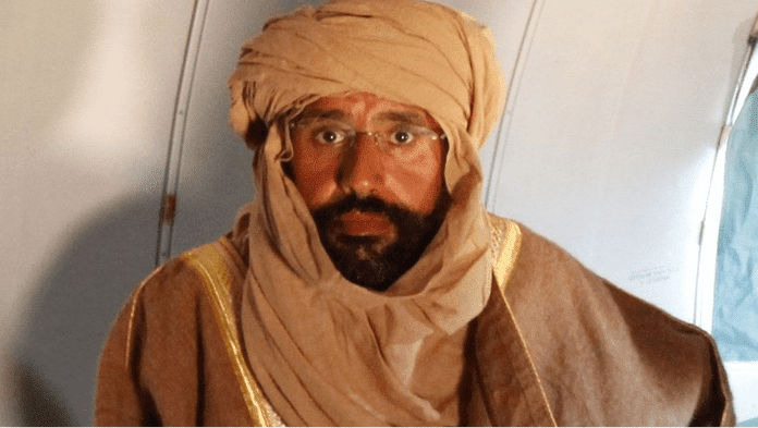   Saif alIslam Qaddafi after his capture by rebel fighters in 2011 His whereabouts today remain unknown and he is wanted by the International Criminal Court Source bbccom   MR Online